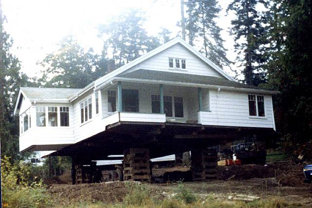Belton bros raises a house