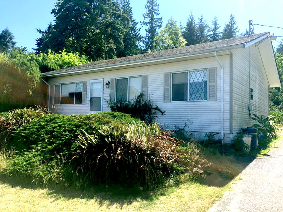 Chemainus BC Belton Bros house for sale