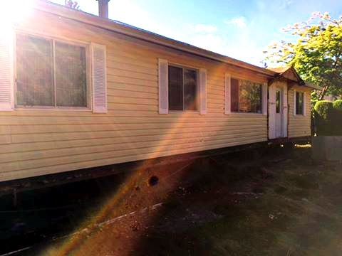Vancouver Island mobile homes Belton Bros