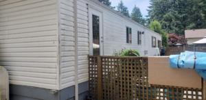 Mobile Home forSale 42,500